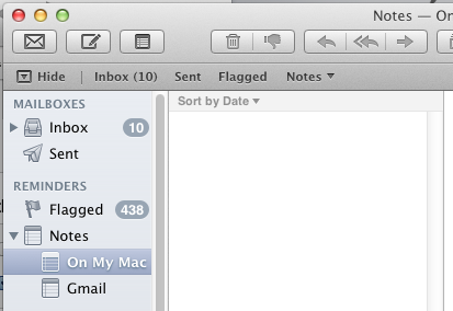 Flagged Emails Not Syncing