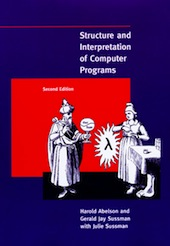 Cover of The Structure and Interpretation of Computer Programs